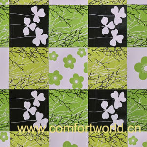 Printed PVC Tablecloth (SHPV01771) pictures & photos