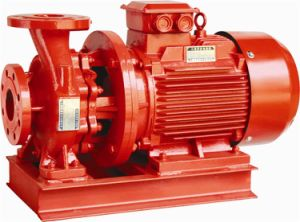 Horizontal Centrifugal Fire Fighting Pump (XBD) pictures & photos