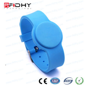 Hywgj11 Watch Band Shape RFID Wristband pictures & photos