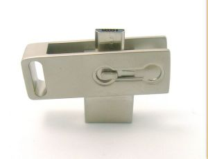 Novelty Metal OTG USB Drive (OM-P264) pictures & photos