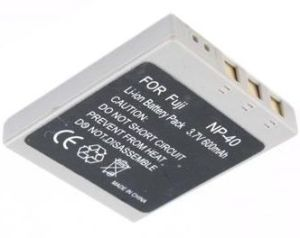 Digital Camera Battery/Camcorder Battery for Fujiflim (NP-40)