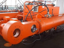 Hydraulic Hoist for Spill Gate