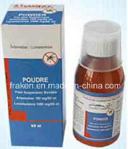 GMP Certified Artemether + Lumefantrine Powder for Suspension pictures & photos