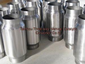 Metallic 200cpsi 110mm X 152.4mm Catalytic Converter pictures & photos
