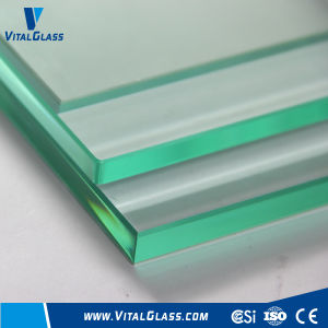 8mm Ultra Clear Reflective Float Glass/Curved Tempered Laminated Glass with Ce&ISO9001 pictures & photos