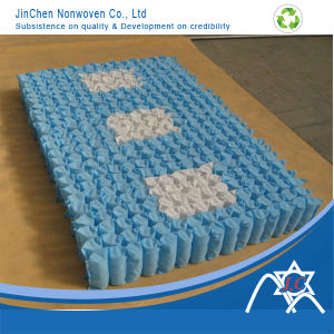 PP Spunbond Nonwoven Fabric for Mattress Spring Cover pictures & photos
