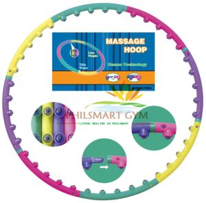 Fitness Exercise Magnetic Massage Hula Hoop pictures & photos