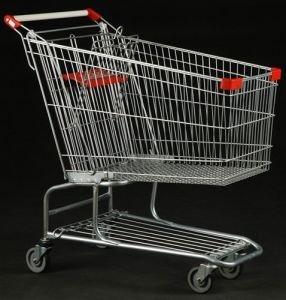 American Style Shopping Cart  (SM-A80)