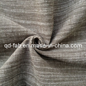 100%Cotton Yarn Dyed Shirting Fabric (QF13-0767) pictures & photos