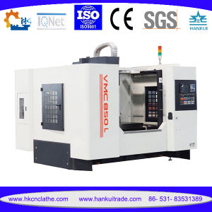Vmc850la Linear Guide Way 3 Axis Vertical Machining Center Machine pictures & photos