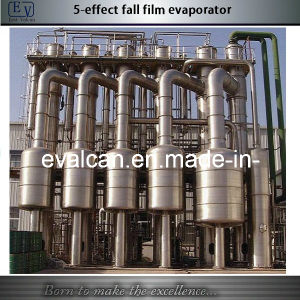 Multi-Effect Fall Film Evaporator pictures & photos