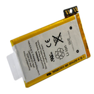 Li-Polymer Battery,3.7V1400mAh Battery for iPhone 3G,8g,16g Battery,Apple Battery,