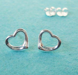 925 Sterling Silver Earring (TNX022)