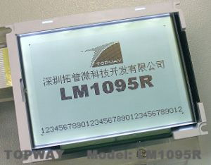 192X128 Graphic LCD Module Cog Type LCD Display (LM1095) pictures & photos