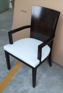 Oak Wood Restaurant Chair (DC-103) pictures & photos