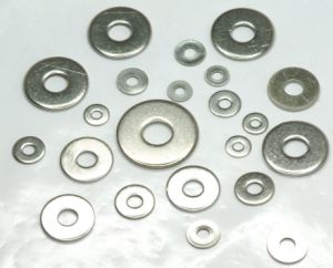 Plain Washer /Flat Gasket (DIN125A/DIN9021) pictures & photos