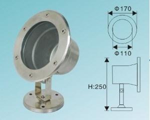 LED Housing for Underwater Light CB-SD3702004-9~12W