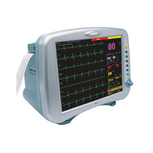 Multi-Parameter Patient Monitor with CE FDA pictures & photos