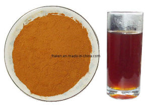 High Quality 20% 40% 60% 80% 90% Black Tea Extract & Theaflavins pictures & photos