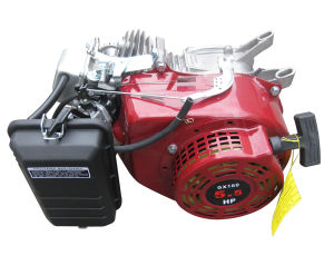 Half Gasoline Engine for Generator Use