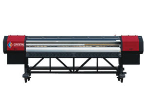 Crystaljet Solvent Printer (F4308SPT510_50PL)