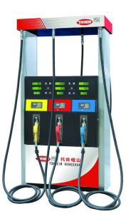 Fuel Dispenser with 6 Nozzles (HS3819)