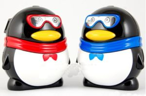 Cartoon Cell Phones With Penguin Appearance for Kids and Ladies