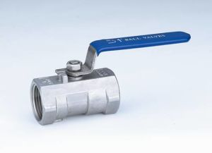 1PC Ball Valve (TXB6) Stainles Ssteel with High Pressure 10000psi