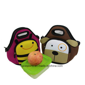 Waterproof Neoprene Lunch Bag with Handle pictures & photos