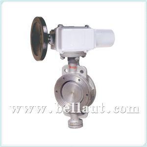Wear-Resisting Butterfly Valve/Triple Eccentric Butterfly Valve