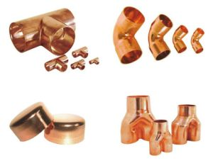 Copper Fitting pictures & photos