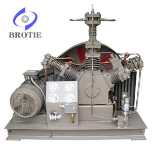 Brotie High Pressure Oil-Free Air Compressor pictures & photos