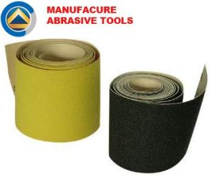 Silicon Carbide Abrasive Paper Roll