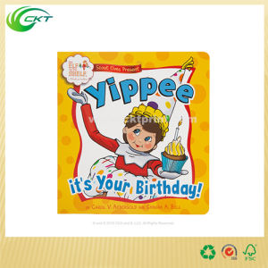 Custom Cmyk or Pantone Color Printing Hardcover Child Books with Sewing Binding (CKT-BK-006) pictures & photos