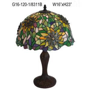 Tiffany Table Lamp (bG16-120-1-8311B)