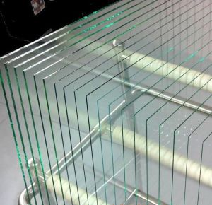 Tempered Insulating Glass (thickness: 12mm)