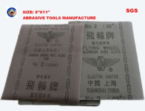Flying Wheel Abrasive Cloth pictures & photos