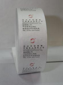 Tyvek Label