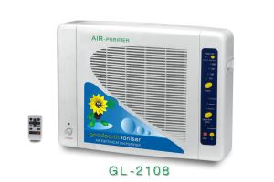 Ozone Air Purifier With HEPA & Anion (GL-2108) pictures & photos