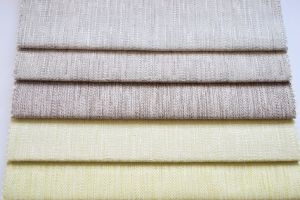 Linen Household Textile Sofa Upholstery Fabric pictures & photos