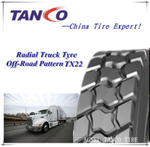 Timax Truck Tyre (9.00R20 10.00R20 11.00R20 12.00R20 12.00R24 TX22) pictures & photos
