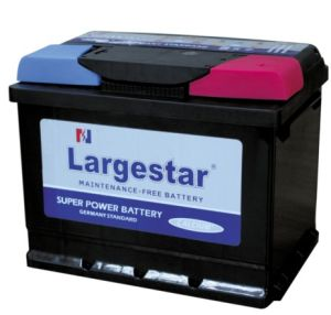 Rechargeable Lead Acid Battery Automobile Maintenance Free Battery Mfdin60 Largestar pictures & photos