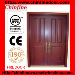 Wood Fire Door (CF-F023) pictures & photos