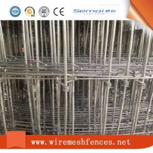 Steel Cattle Fence Grassland Field Fence Poultry Mesh Fence pictures & photos