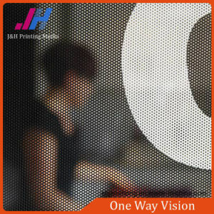 Black One Way Vision Film for Window Decoration pictures & photos