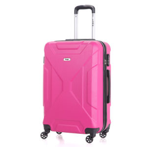 Luggage with 360 Degrees Rotating Wheels, Made of PVC pictures & photos