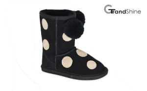 Kids New Arrival Animals Snow Boots Lovely Printed pictures & photos