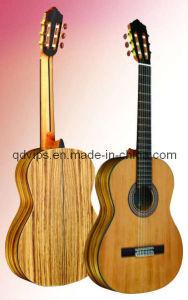 Solid Cedar Top Classical Guitar (CG-480)