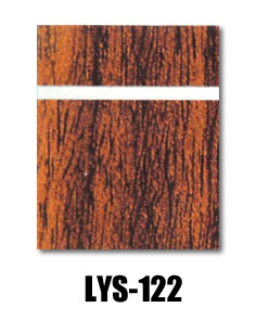 ABS Marble Wood Double Color Sheet (LYS-122)