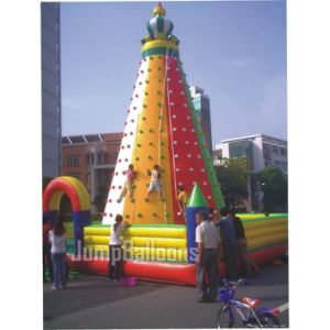 Inflatable Rock/Wall Climbings, Interactive Games, Commercial Climbing Walls, Climbing Games J5020 pictures & photos
